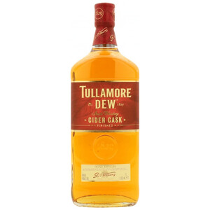 Tullamore Dew Cider  Cask Finish Irish Whiskey 40% 0,5l