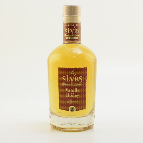 Slyrs Bavarian Vanilla and Honey Whisky Likör 30% 0,35l