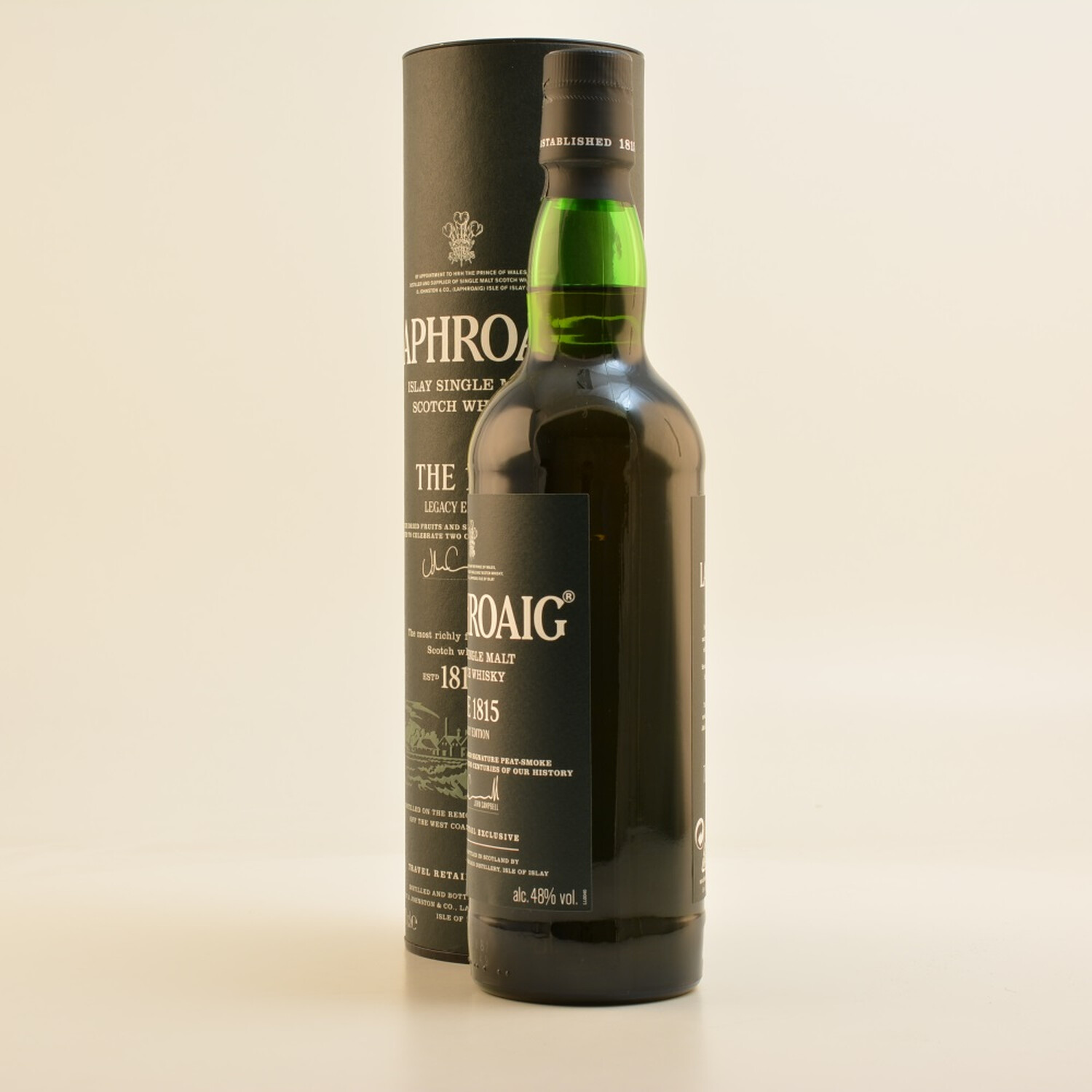 Laphroaig The 1815 Legacy Edition Whisky 48% 0,7l