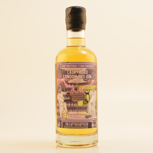 TBGC Cotswolds Limited Cask Aged London Dry Gin Batch #1 46% 0,5l