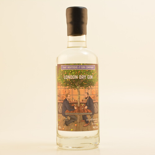 TBGC East London Liquor Limited London Dry Gin Batch #1 46% 0,5l