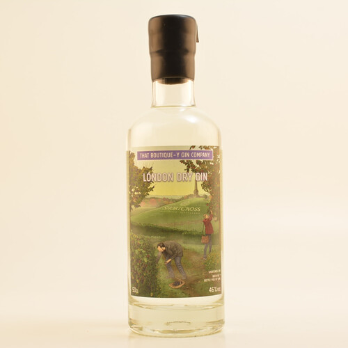TBGC Shortcross Limited London Dry Gin Batch #1 46% 0,5l