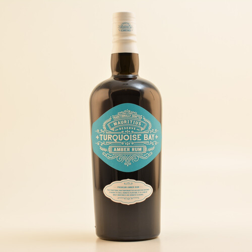 Turquoise Bay Amber Rum 40% 0,7l