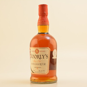 Doorly's Rum Gold 8 Jahre Barbados 40% 0,7l