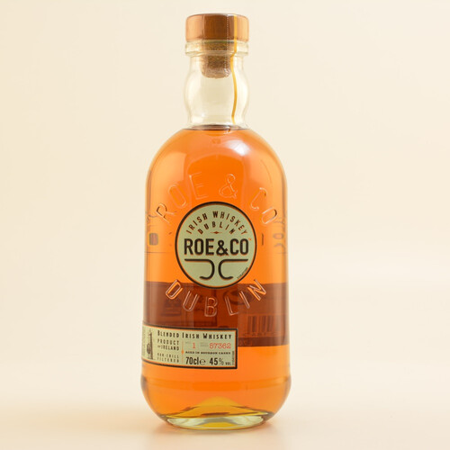 Roe & Co Blended Irish Whiskey 45% 0,7l