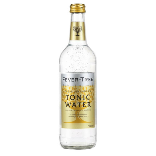 Fever Tree Tonic Water 0,5l (kein Alkohol)