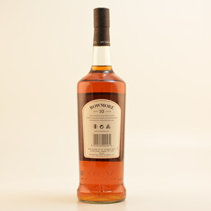 Bowmore No.1 Islay Single Malt Whisky 40% 0,7l + 2 Nosinggläser