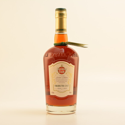 Havana Club Tributo 2017 Limited Collection Rum 40% 0,7l