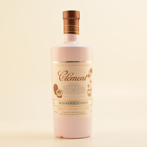 Clement Caribbean Coconut Licor 18% 0,7l
