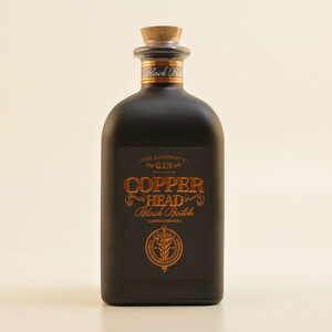 Copperhead The Alchemist´s Gin Black Batch 42% 0,5l
