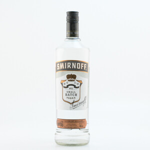 Smirnoff Black Label Vodka 40% 1,0l