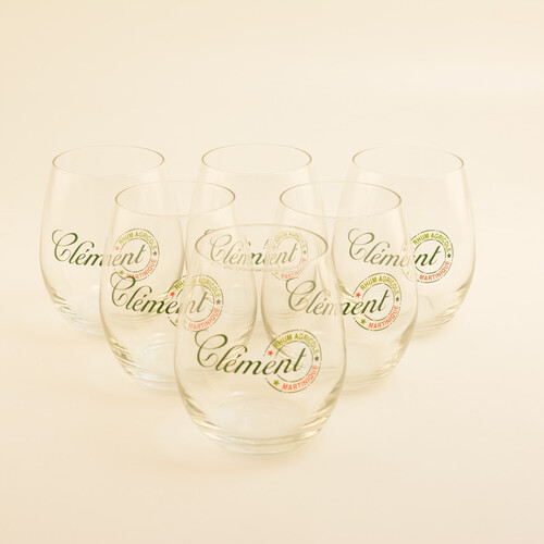 Clement Ti Punch Glas 6er Set