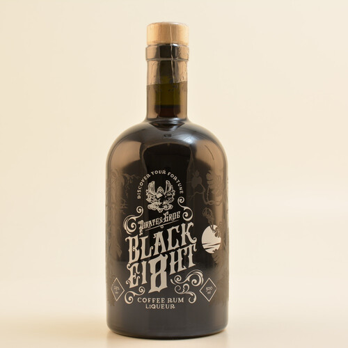 Pirate´s Grog Black Eight Kaffee Likör 25% 0,5l