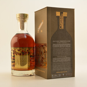 Facundo Exquisito Rum 40% 0,7l