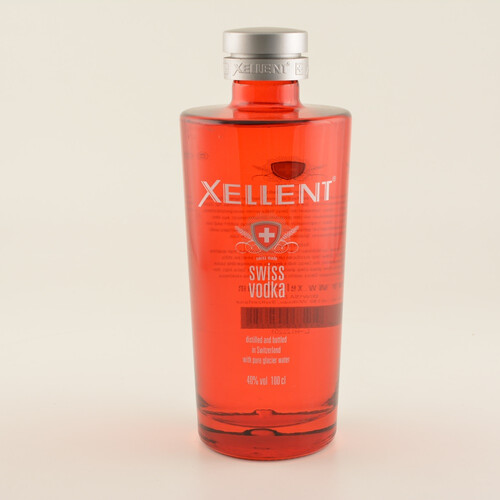 Xellent Swiss Vodka 0,7l 40%