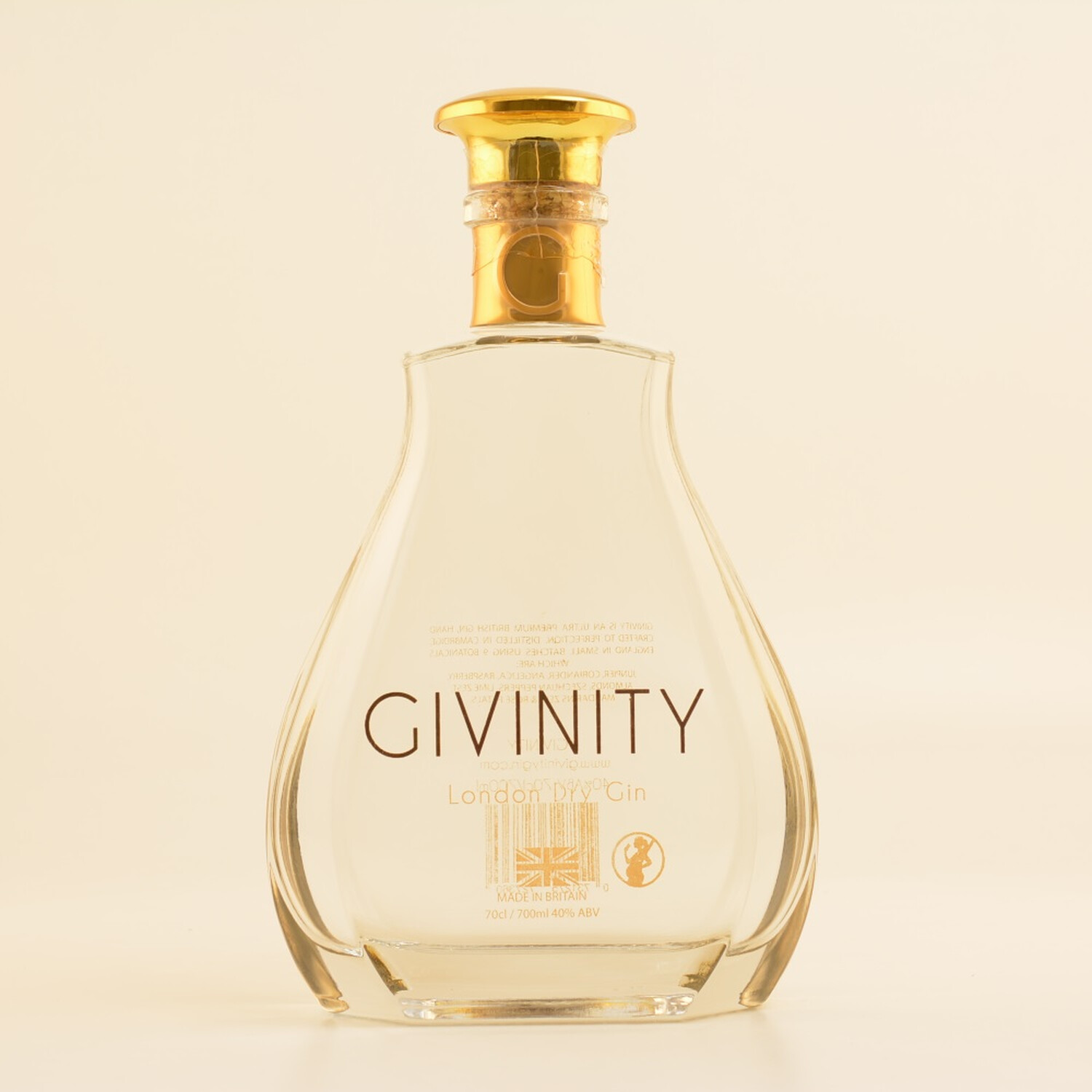 Givinity London Dry Gin 40% 0,7l
