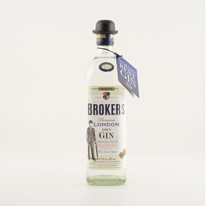 Brokers Premium Gin 40% 0,7l