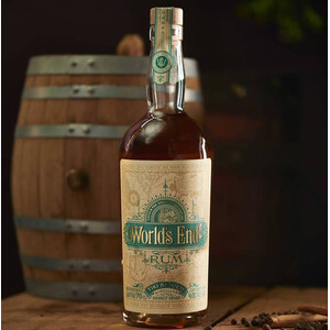 World´s End Tiki Spiced (Rum-Basis) 40% 0,7l