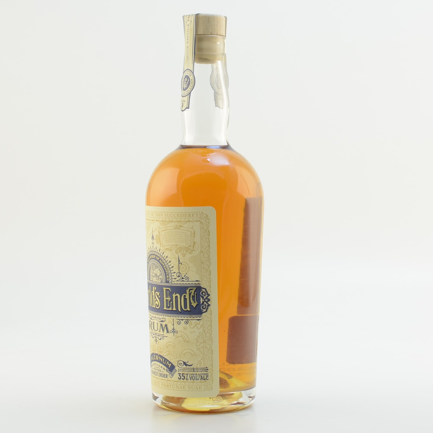 World´s End Rum Falernum Koks & Tales Special Edition 35% 0,7l