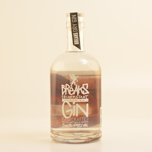 Breaks Gin Limited Edition Erde 42% 0,5l