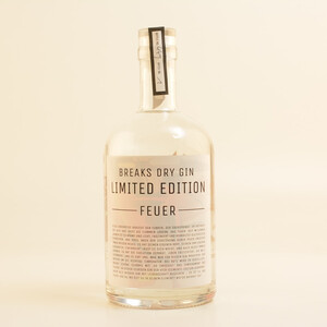 Breaks Gin Limited Edition Feuer 42% 0,5l