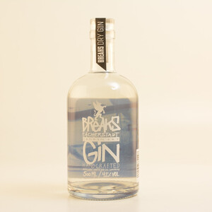 Breaks Gin Limited Edition Wasser 42% 0,5l