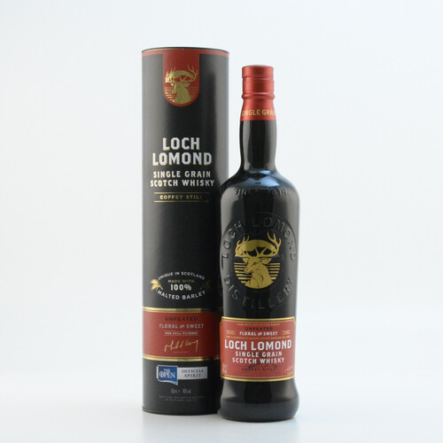 Loch Lomond Single Grain Whisky 46% 0,7l