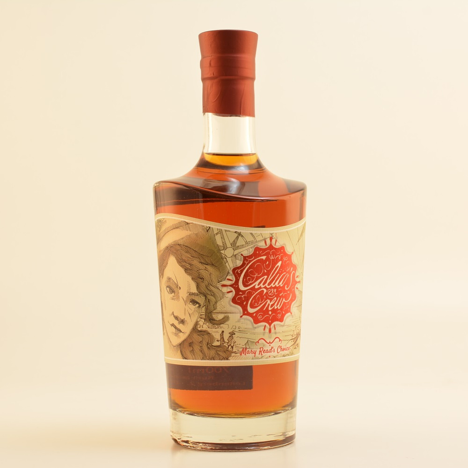 Calico's Crew Rum Mary Read's Choice 40% 0,7l, 38,90