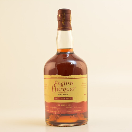 English Harbour Sherry Cask Finish Rum 46% 0,7l