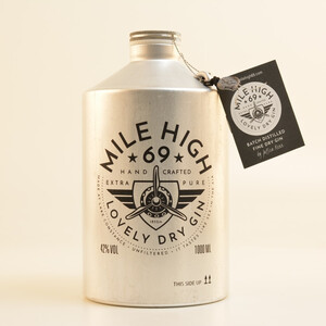 Mile High 69 Loveley Dry Gin 42% 1,0l