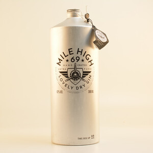 Mile High 69 Loveley Dry Gin 42% 3,0l