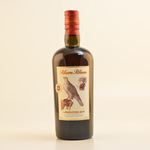 PMG Rhum Vieux Liberation 2017 Version Integrale 58,4% 0,7l