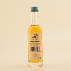 Takamaka Bay Spiced (Rum-Basis) Mini 43% 0,05l