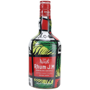 Rhum J.M Blanc Jungle Macouba Edit. Agricole Rum 51,2% 0,7l