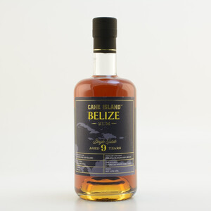 Cane Island Belize Single Estate Rum 9 Jahre 43% 0,7l