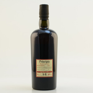 Foursquare Principia Single Blended Rum 62% 0,7l