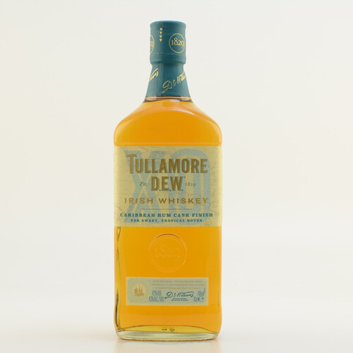 Tullamore Dew XO Demerara Rum Finish Whiskey 43% 0,7l