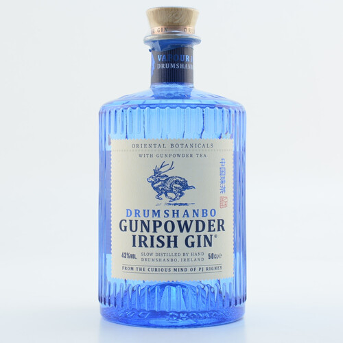 Drumshanbo Gunpowder Irish Gin 43% 0,5l