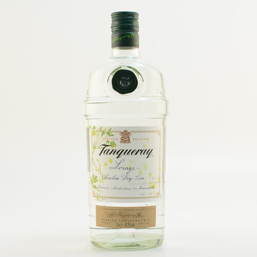 Tanqueray Lovage London Dry Gin 47,3% 1,0l