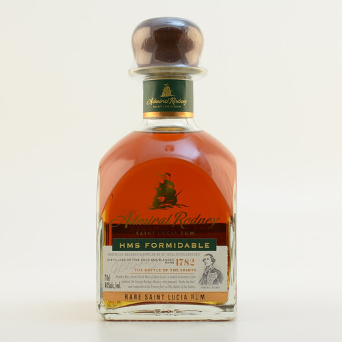 Admiral Rodney Rum HMS Formidable 40% 0,7l