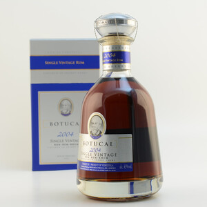 Ron Botucal 2004 Single Vintage Rum 43% 0,7l