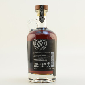 Burning Barn Smoked Rum 40% 0,7l