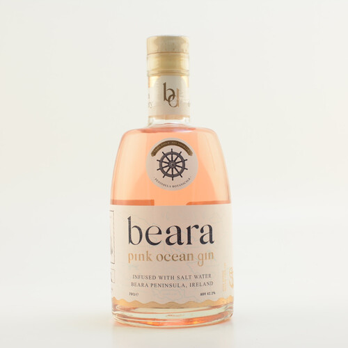 Irish Beara Pink Ocean Gin 42% 0,7l