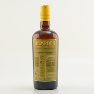 Hampden Estate Pure Single Jamaican Rum 46% 0,7l + gratis Überraschung