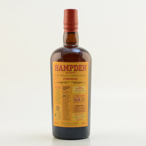 Hampden Estate Pure Single Jamaican Overproof Rum 60% 0,7l