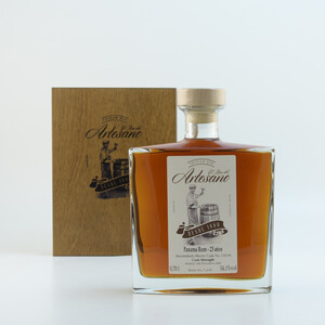 El Ron del Artesano 23 Jahre Single Cask Strength 55,1% 0,7l