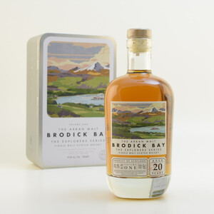 Arran Malt Brodick Bay Explorers Series 49,8% 0,7l