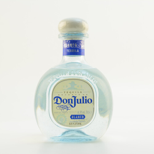 Don Julio Blanco Tequila 100% Agave 38% 0,7l