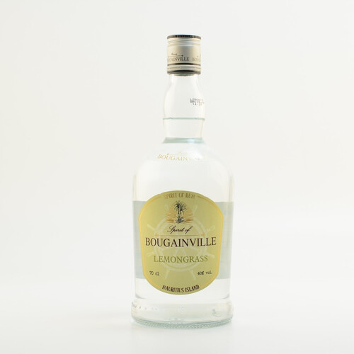 Bougainville Lemongrass Spirit (Rum-Basis) 40% 0,7l