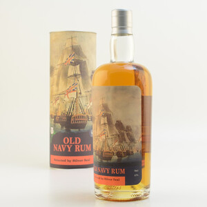 Silver Seal Old Navy Rum 57% 0,7l